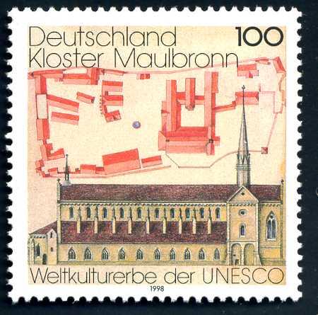 DE 137 1998 Maulbronn.jpg