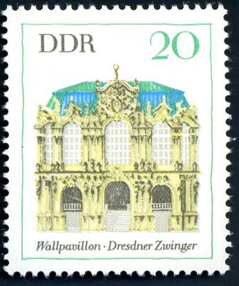 DE 235 1969 Dresdner Zwinger DDR.jpg