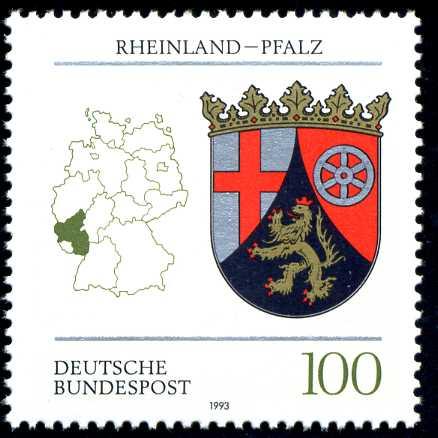 DE 266 1993 Wappen Rheinland-Pfalz.jpg