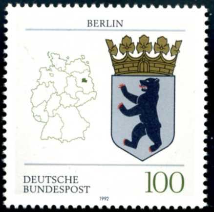DE 300 1992 Wappen Berlin.jpg