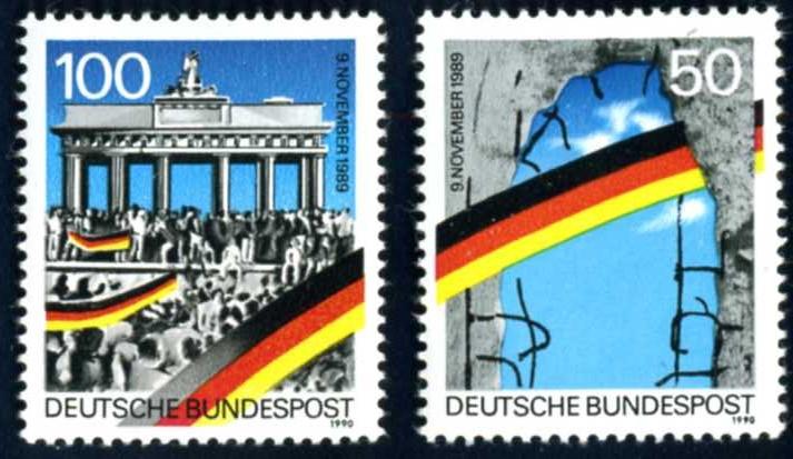 DE 357 1990 Mauerfall Satz.jpg