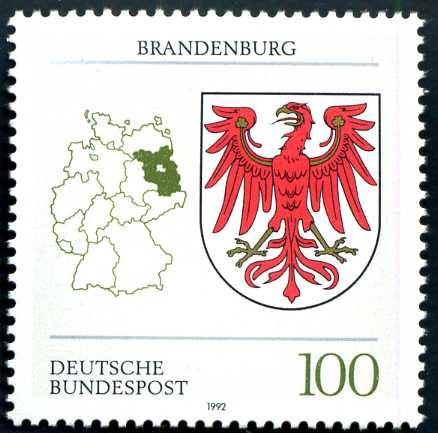 DE 366 1992 Wappen Brandenburg.jpg