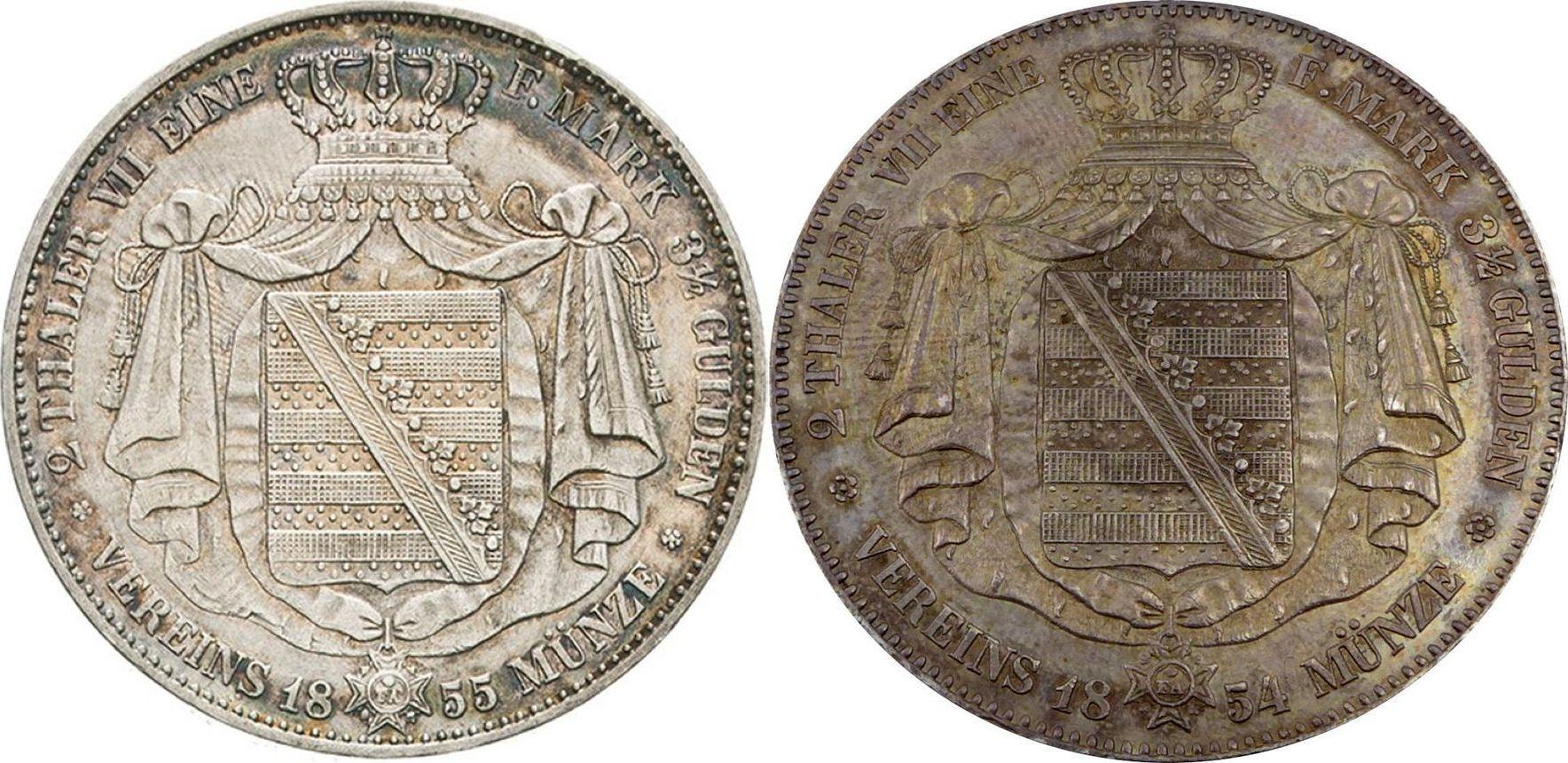 Doppeltaler 1854-55.jpg
