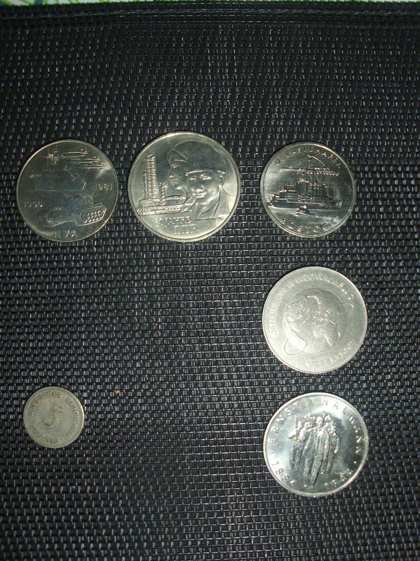 Wert Dieser Ddr Münzen