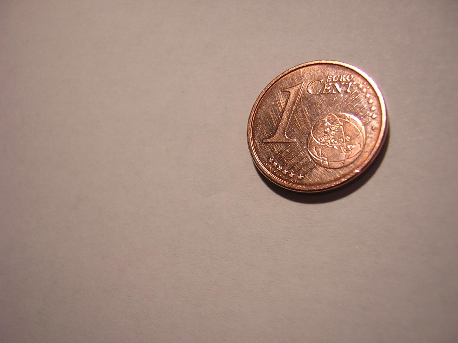 Was Habe Ich Hier 1 Euro Cent Münze Spanien 2015