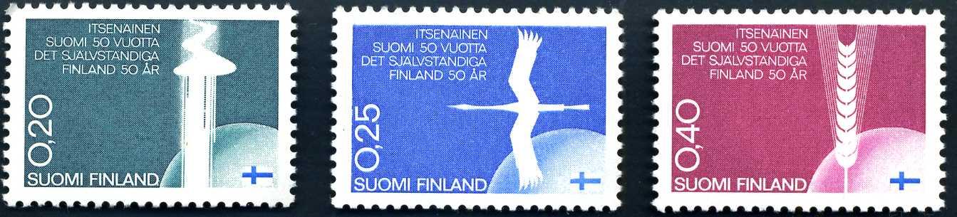 FI 274 1967 50 J. Unabhängigkeit.jpg
