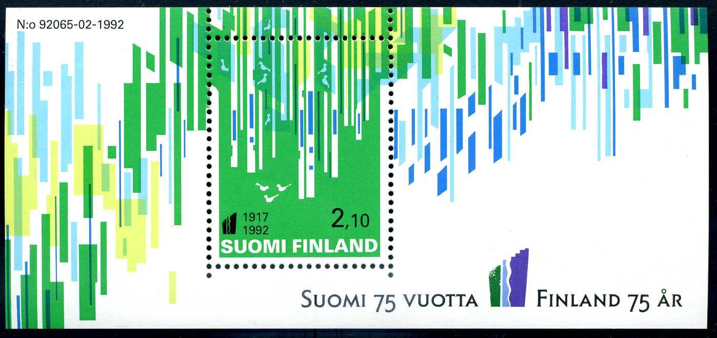 FI 274 1992 75 J. Unabhängigkeit 1.jpg