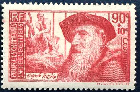 FR 267 1937 Rodin.jpg