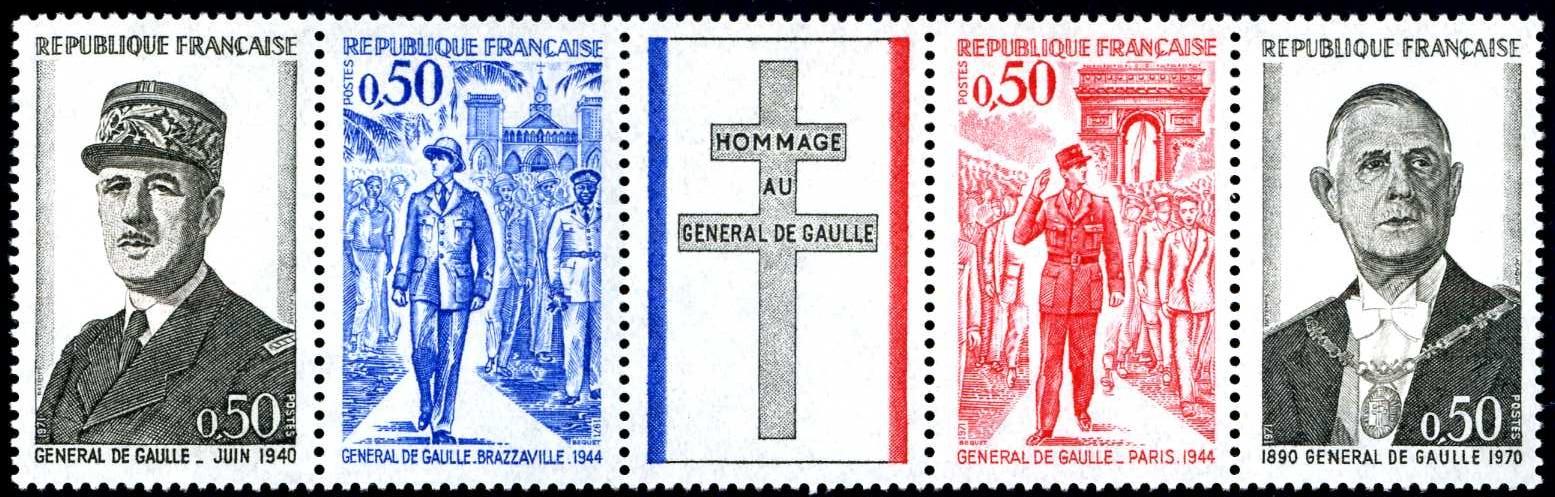 FR 367 1971 de Gaulle.jpg