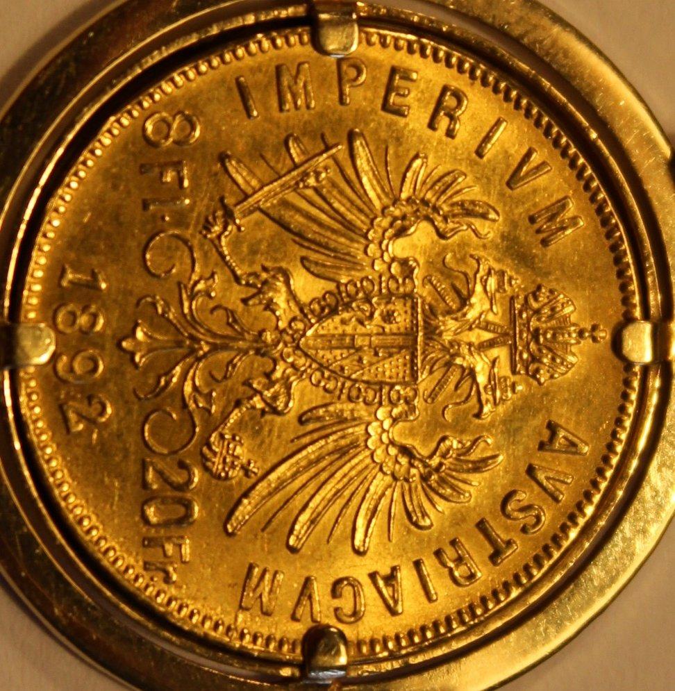 Echt Oder Nachprägung Imperium Austriacum 1892