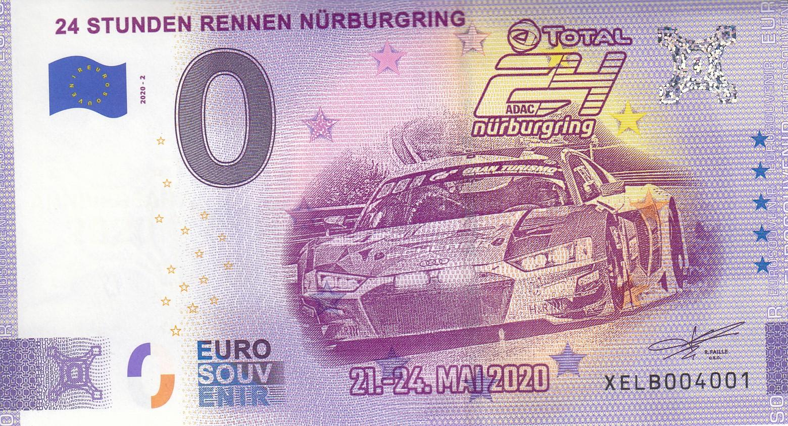 Beschaffung 24 Std Rennen Nurburgring 2020 2 2 Varianten Beendet Deutsches Munzenforum