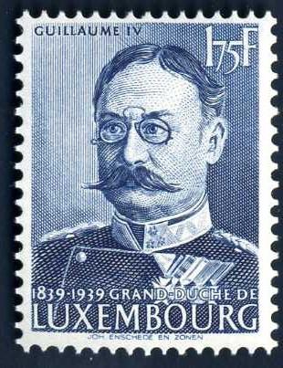 LU 158 1939 100 J. Lux 1,75 F Guillaume IV.jpg