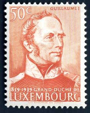 LU 158 1939 100 J. Lux 50 c Guillaume I.jpg