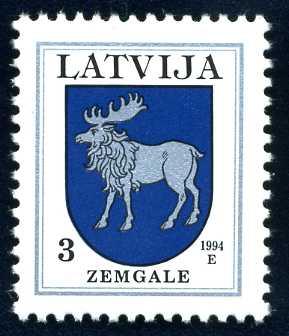 LV 325 1994 Wappen 3 Zemgale.jpg