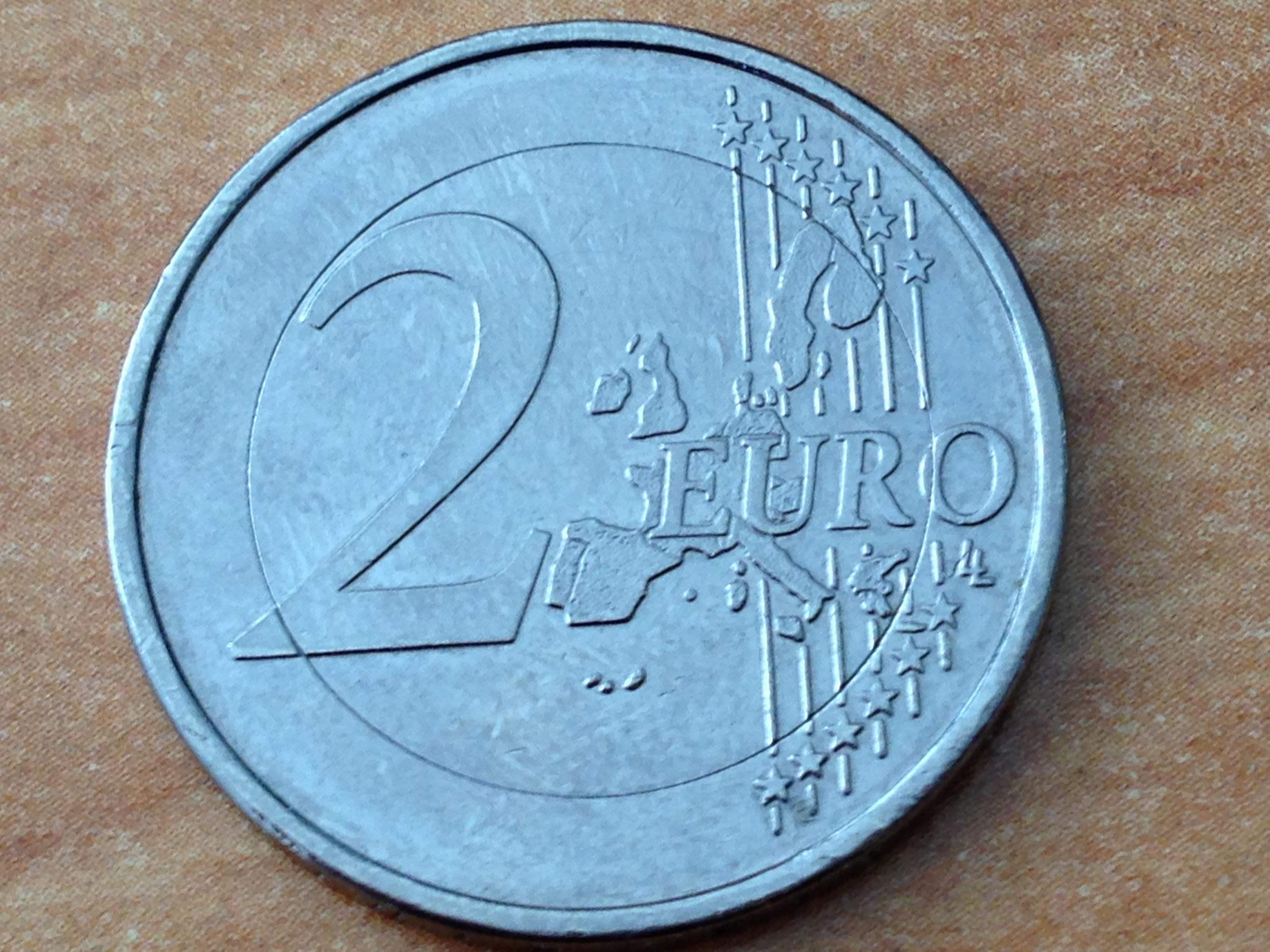Wie Viel Wiegt 2 Euro Ausreise Info