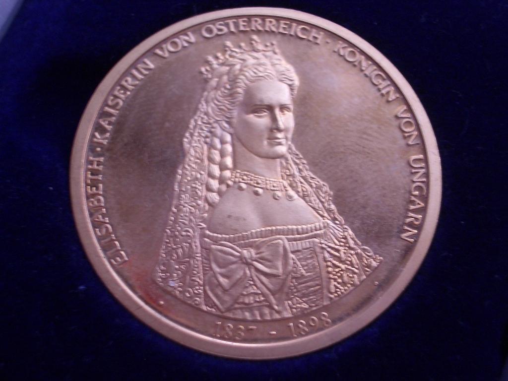 Elisabeth Kaiserin V Osterreich