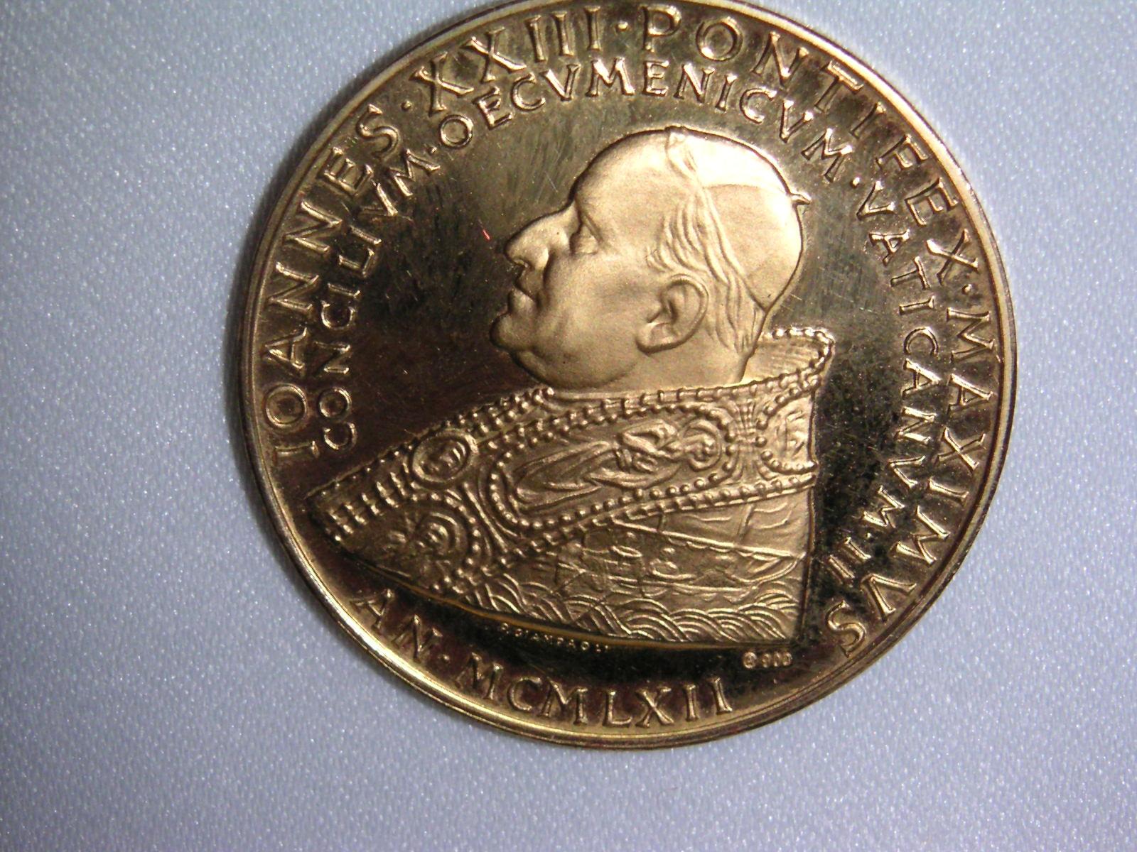Vatikan Münze Papst Johannes Xxiii