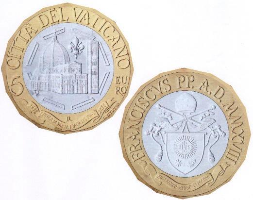 Ausgabeprogramm Vatikan 2018