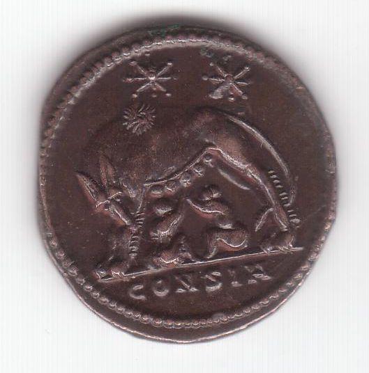 Urbs Roma Hilfe Bei Der Münze