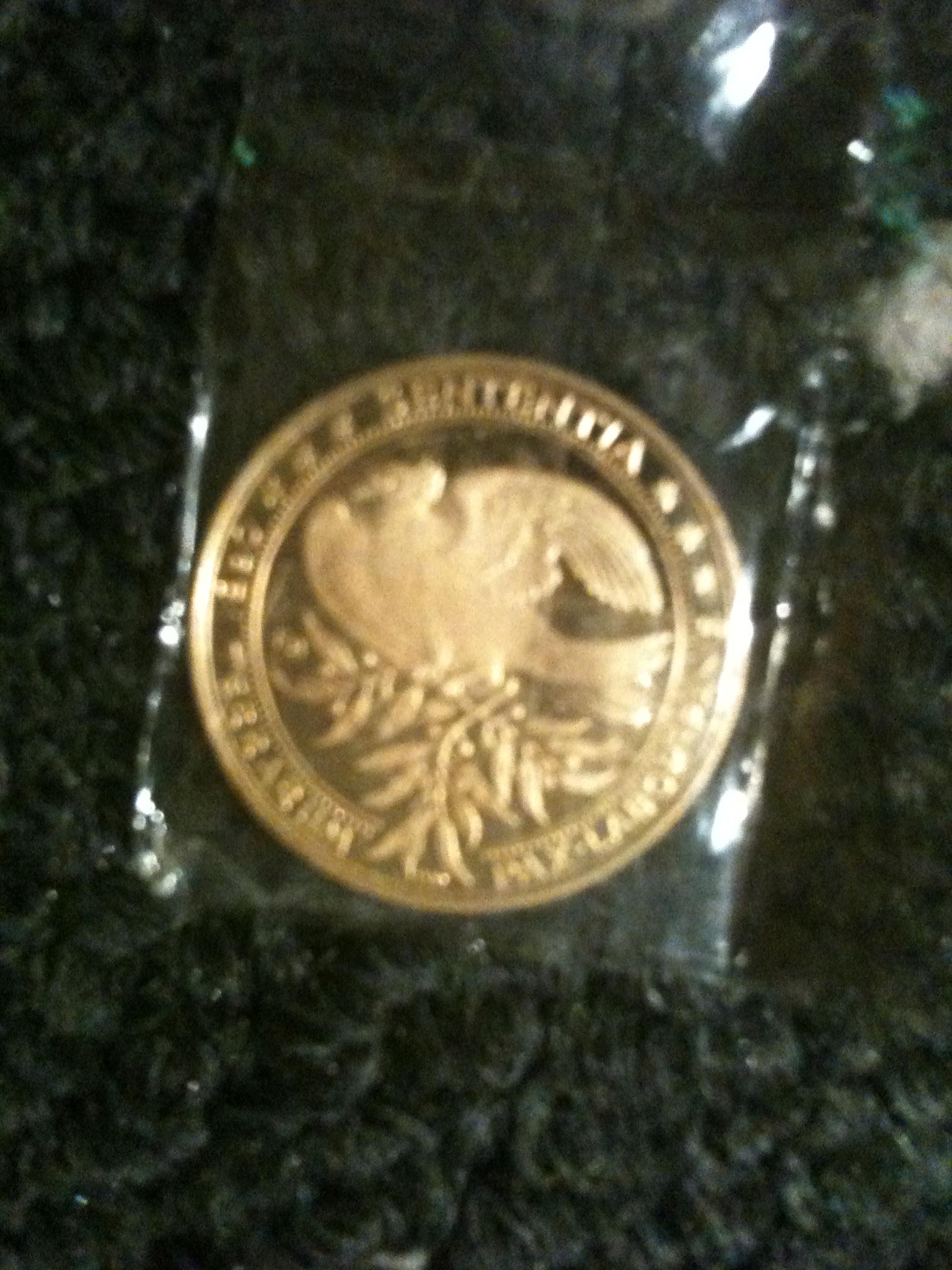 Kennedy Münzen Gold