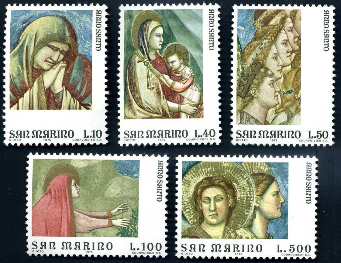 SM 271 1975 Frescos von Giotto.jpg