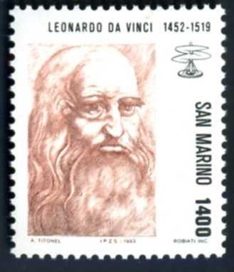 SM 339 1983 Leonardo da Vinci.jpg