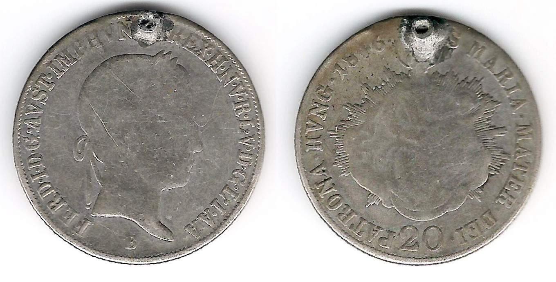 Unbekannte Münzen 1718 Jahrhundert