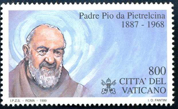 VA 326 1999 Padre Pio 800.jpg