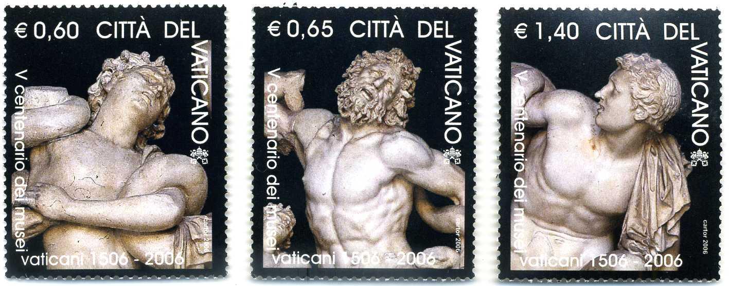 VA 340 2006 Kultur - Laokoon 1.jpg