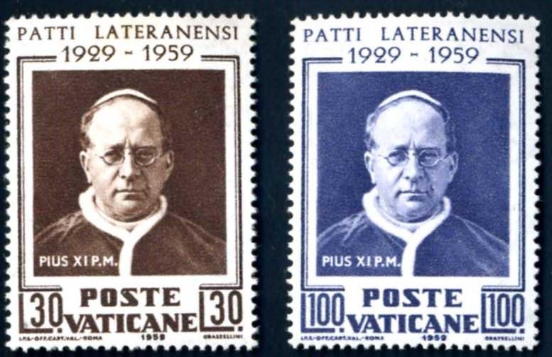 VA 341 1959 30 J. Lateranverträge Pius XI.jpg