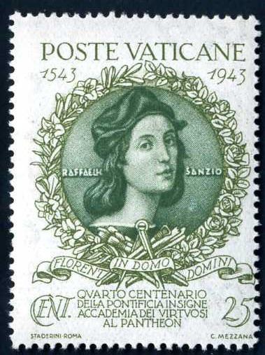 VA 387 1944 Raffaelo Sanzio.jpg