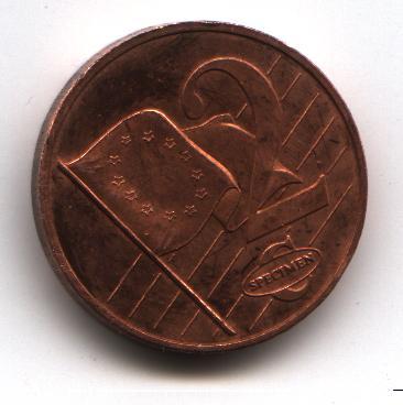 Unbekannte Vatikan Münze Von 2007 Bitte Um Hilfe