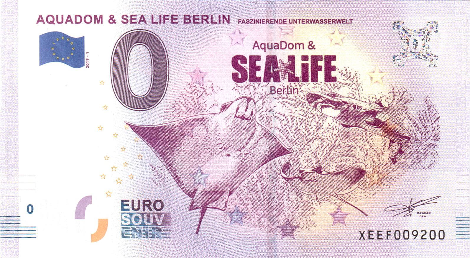 xeef  20191  aquadom  sea life berlin faszinierende