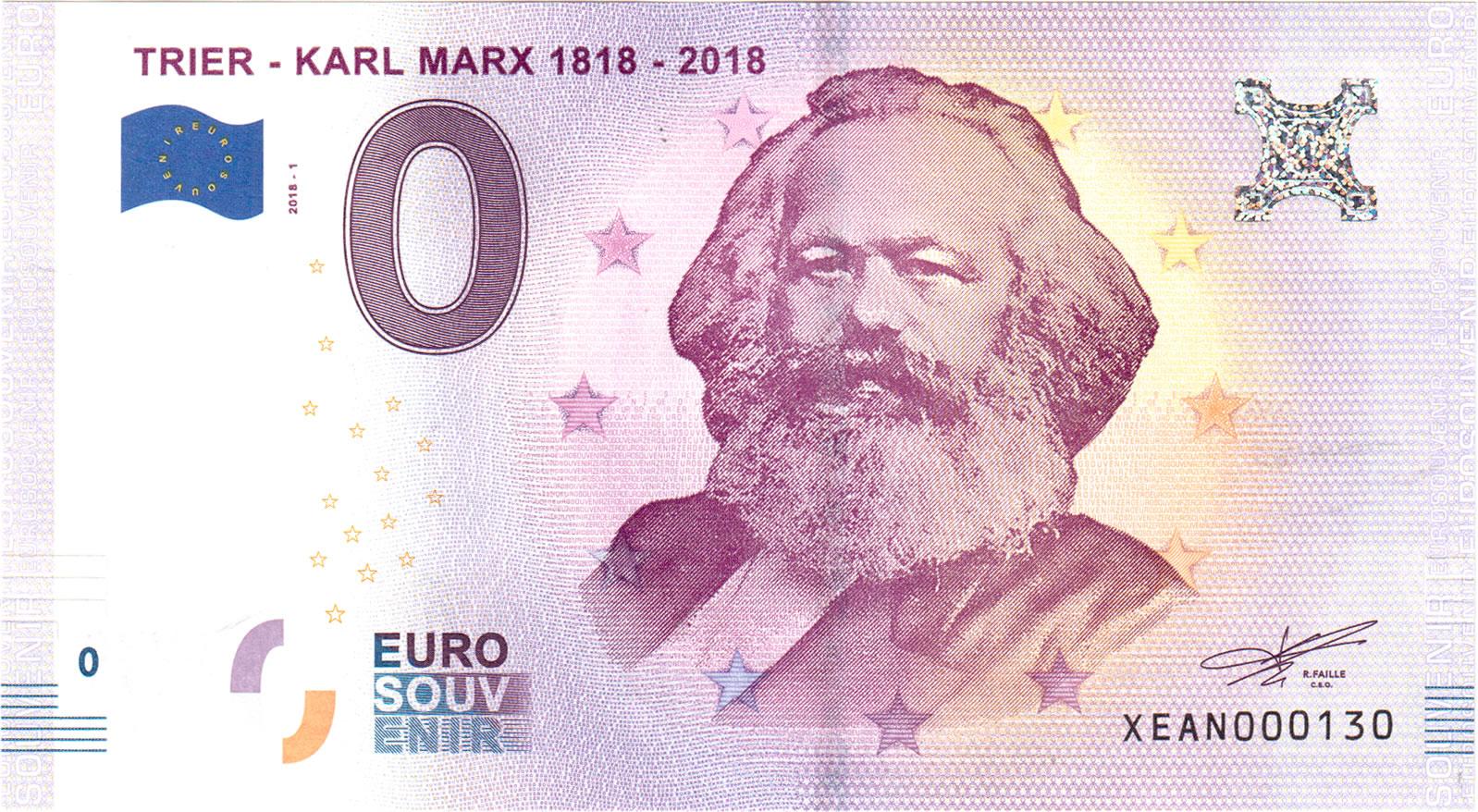 Xean 2018 1 Trier Karl Marx 1818 2018
