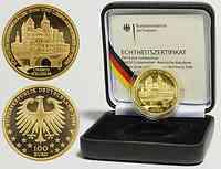 Deutschland : 100 Euro Komplettsatz : A-J Trier - Römische Baudenkmäler Dom und Liebfrauenkirche  2009 Stgl. 100 Euro Trier 2009 komplett ADFGJ