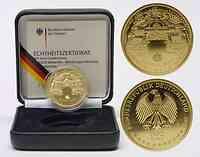 Deutschland : 100 Euro Komplettsatz : A-J  Würzburger Residenz und Hofgarten  2010 Stgl. 100 Euro Würzburg 2010 komplett ADFGJ