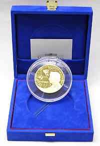 Frankreich : 100 Euro 200 Jahrfeier der Krönung Napoleons inkl. Originaletui und Zertifikat  2004 PP