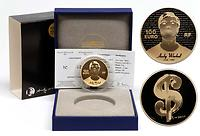 Frankreich : 100 Euro Andy Warhol  2011 PP
