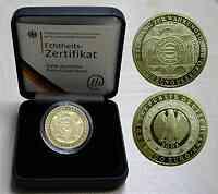 Deutschland : 100 Euro Einführung des Euro-Bargeldes Münzzeichen unserer Wahl  2002 Stgl. 100 Euro Währungsunion