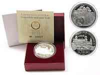 Österreich : 10 Euro Schloß Artstetten inkl. Originaletui und Zertifikat  2004 PP