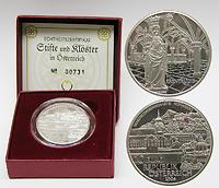 Österreich : 10 Euro Stift Nonnberg in Originaletui + Zertifikat  2006 PP 10 Euro Nonnenberg 2006 PP