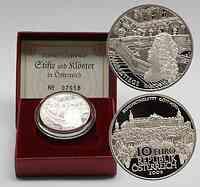 Österreich : 10 Euro Stift Göttweig inkl. Originaletui und Zertifikat  2006 PP 10 Euro Göttweig 2006