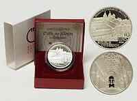 Österreich : 10 Euro Abtei Seckau inkl. Originaletui und Zertifikat  2008 PP