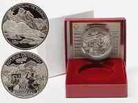 Österreich : 10 Euro Erzberg in der Steiermark inkl. Originaletui und Zertifikat  2010 PP 10 Euro Steiermark 2010
