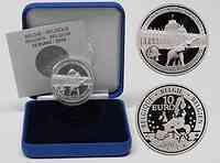 Belgien : 10 Euro Königliches Museum für Zentral-Afrika inkl. Originaletui und Zertifikat  2010 PP 10 Euro Sternserie 2010