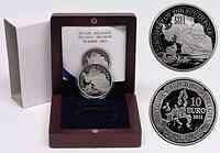 Belgien 10 Euro Amundsen Entdeckung des Südpols 2011 PP