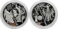Deutschland : 10 Euro Deutsches Museum München in Originalkapsel  2003 PP