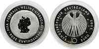 Deutschland : 10 Euro I. Ausgabe FIFA Fußball WM Deutschland 2006  2003 PP