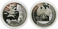 Deutschland : 10 Euro Nationalpark Wattenmeer in Originalkapsel  2004 PP