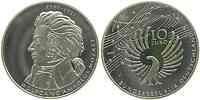 Deutschland : 10 Euro 250. Geburtstag Wolfgang Amadeus Mozart - in Originalkapsel  2006 PP